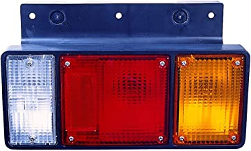 Depo 313-1909R-AS Isuzu Passenger Side Replacement Taillight Assembly