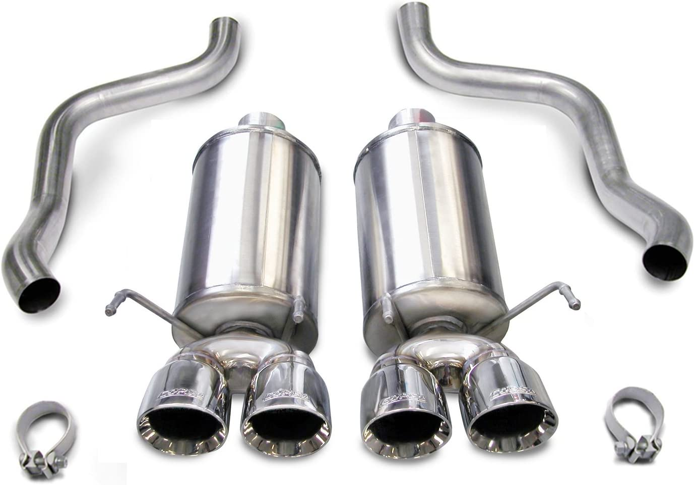 CORSA 14470 Axle-Back Mail order System Exhaust Max 70% OFF