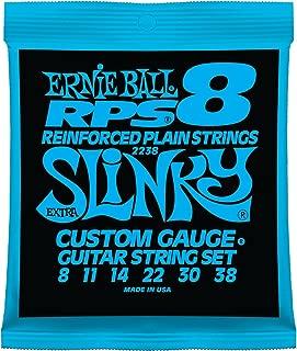 Ernie Ball RPS-8 Slinky Nickel Wound Set, .008 - .038