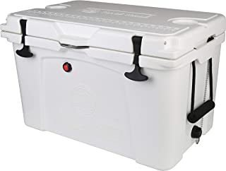 Tahoe Trails 36QT High Maintenance Cooler | Extreme Cooling Keeps Ice Up to 5 Days | Heavy-Duty 36-Quart Cooler for Campin...