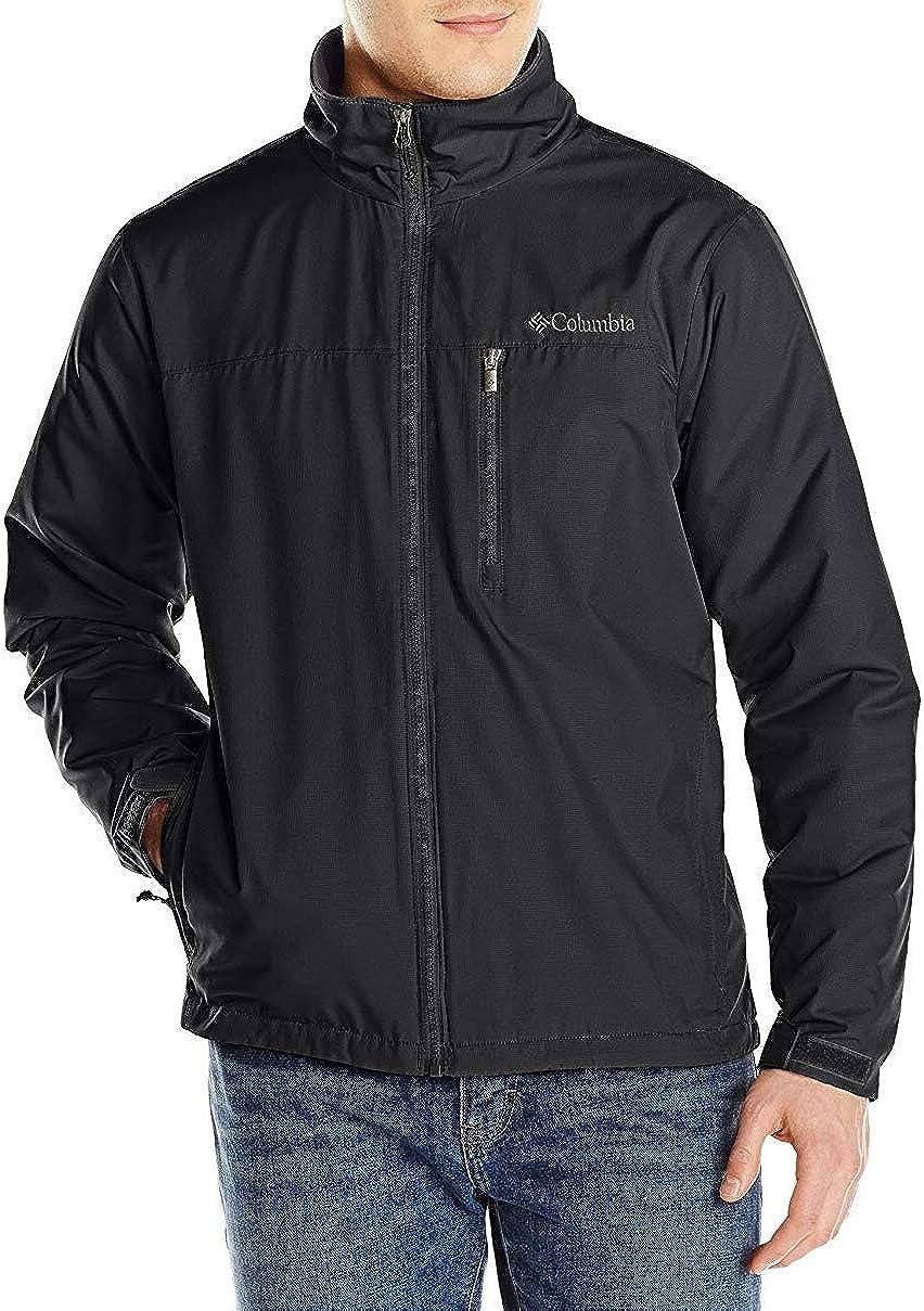 Columbia Men's Utilizer Jacket, Water Resistant, Insulated
