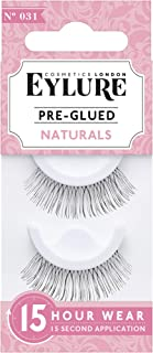 Eylure Pre-Glued Lashes, Natural 031