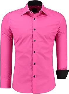 Pierre Cardin caballero camisa manga larga Business ocio camiseta camisa manga larga camisa