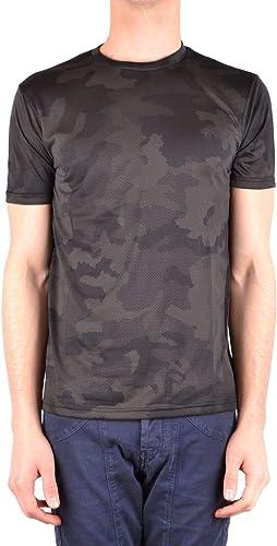 Ralph Lauren Homme MCBI33724 Vert Polyester T-Shirt