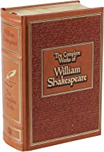 The Complete Works of William Shakespeare (Leather-bound Classics)
