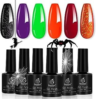 Best bright orange gel nail polish Reviews