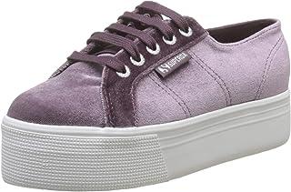 SUPERGA 2790-velvetchenillew, Sneaker Donna, EU