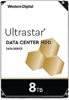 Western Digital 8TB Ultrastar DC HC320 SATA HDD - 7200 RPM Class, SATA 6 Gb/s, 256MB Cache, 3.5