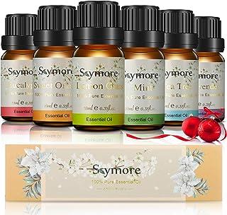 Skymore Huile Essentielle,Huile essentielle parfumée,Huiles Essentielles pour Diffuseurs,Naturelles avec Lavande, Orange D...