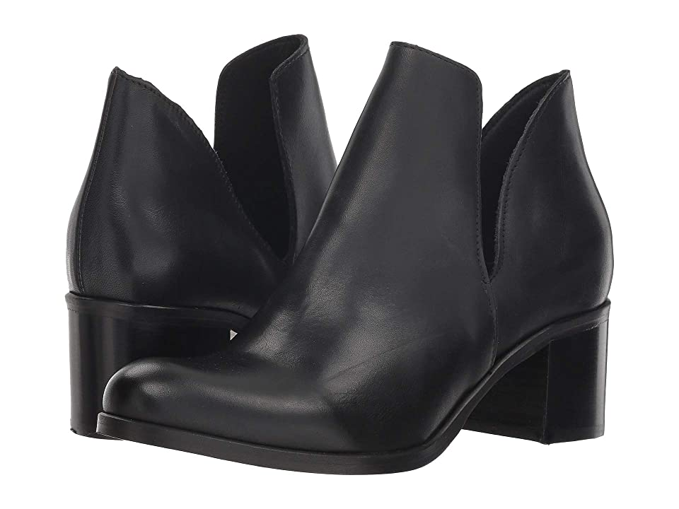Cordani Barrett (Black Leather) Women