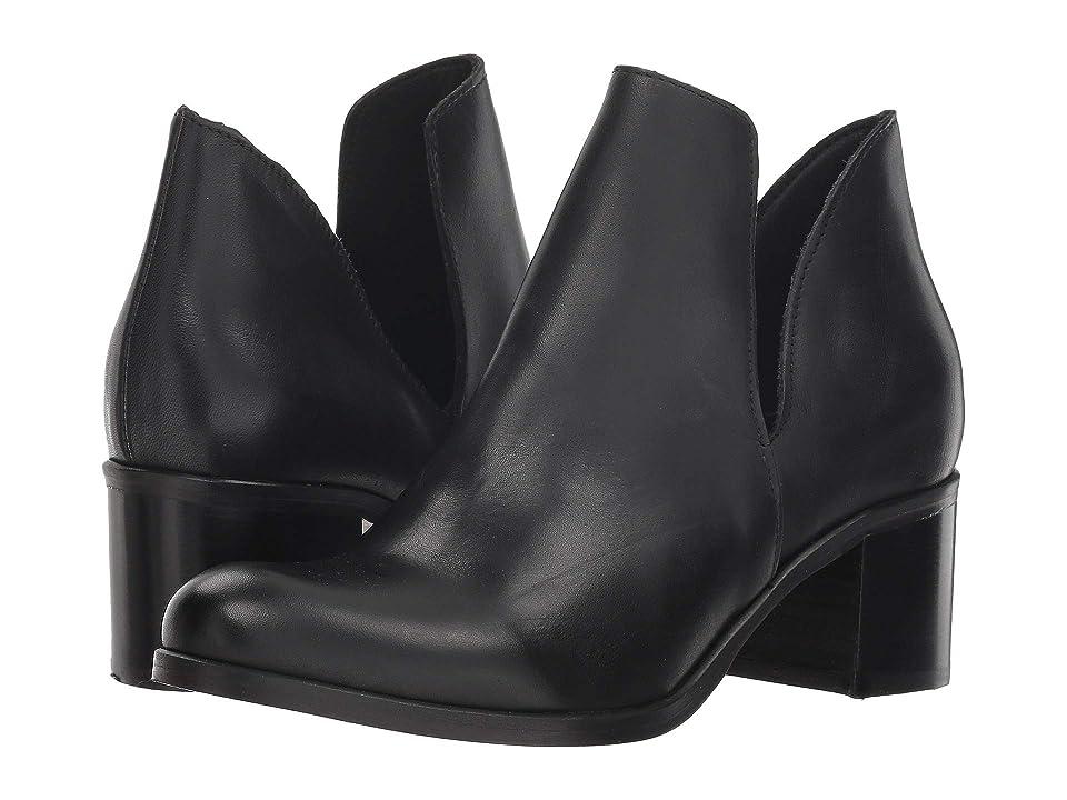 Cordani Barrett (Black Leather) Women