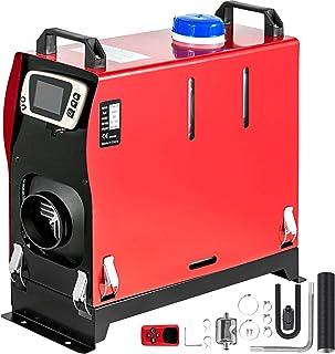 VEVOR Opgewaardeerde dieselverwarmer 8KW Dieselbrandstofverwarmer 12V Alles in één diesel-luchtverwarmer met LCD-schakelaa...