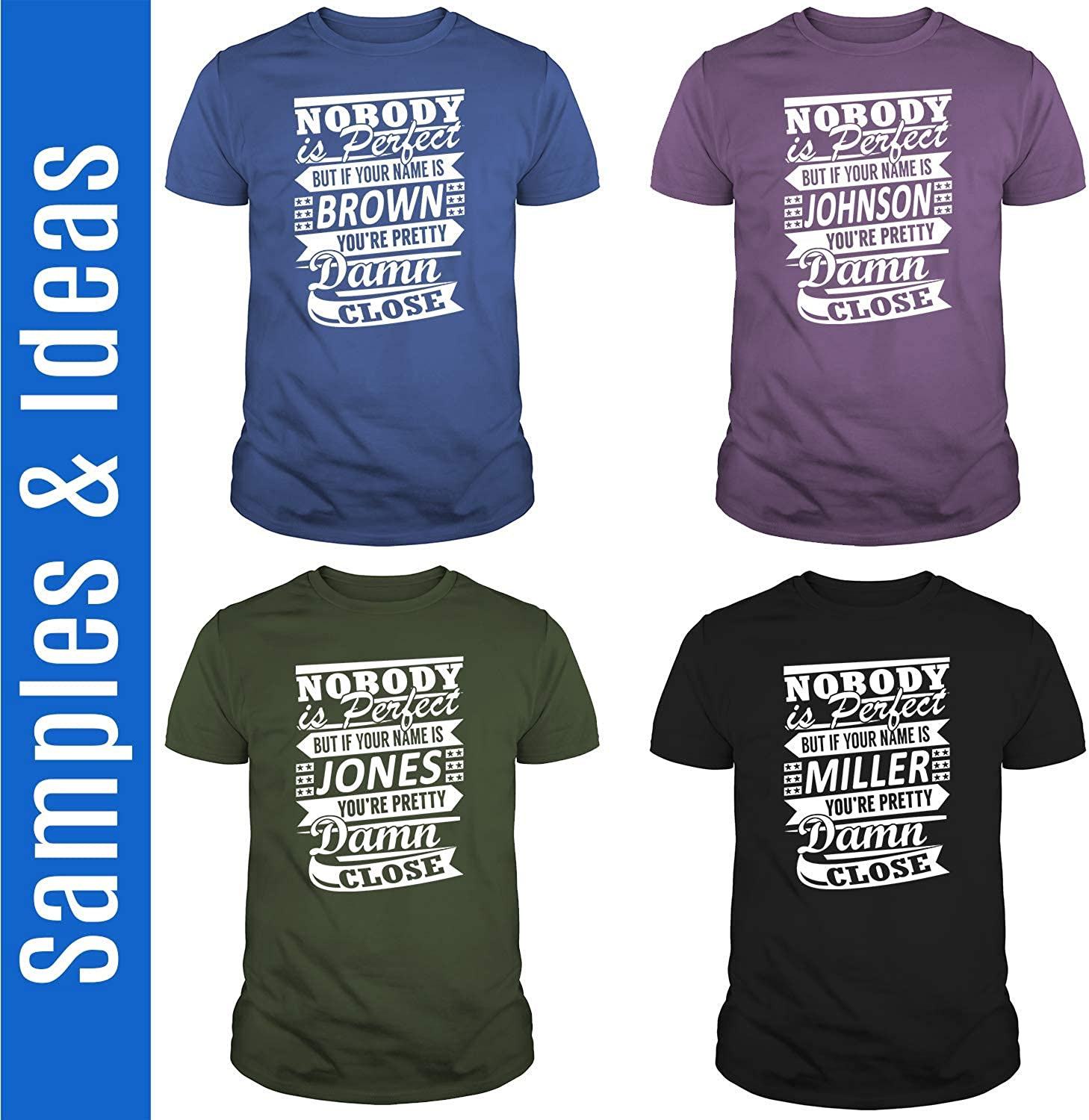 Surname Name Family Custom Don/'t Worry It/'s an ASHLEY Thing Mens T-Shirt