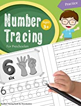 Number Tracing Book for Preschoolers: Number tracing books for kids ages 3-5,Number tracing workbook,Number Writing Practice Book,Number Tracing Book. Learning the easy Maths for kids (Volume 2) PDF