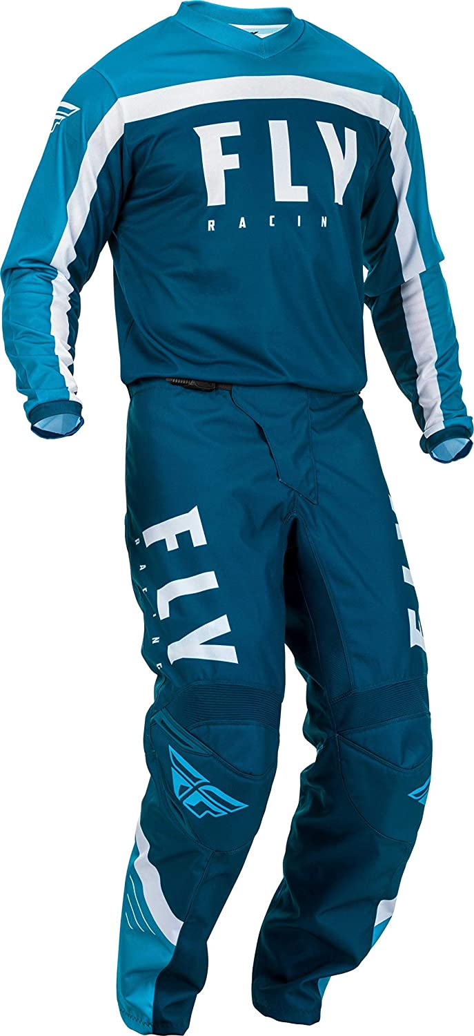 Sale price 2020 Fly F-16 Adult MX Gear White Navy Limited time sale W Combo Blue