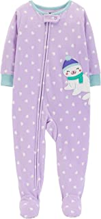 Girls' 1 Pc Fleece 357g143