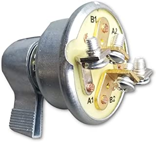 Carolina Tarps Replacement Rotary Switch for 50 Amp Rotary Switch Kits