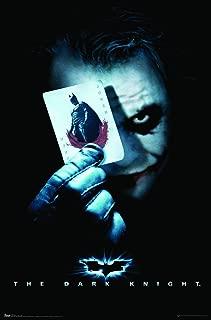 Trends International Dark Knight Joker Dark Wall Poster 22.375