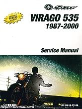 LIT-11616-XV-36 1993-2000 Yamaha XV535 Virago Motorcycle Service Manual