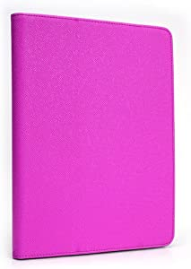 Acer Iconia One 8 B1-820 Tablet Case, UniGrip Edition - HOT Pink - by Cush Cases