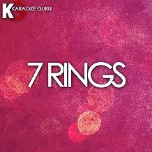 7 Rings (Originally Performed by Ariana Grande) (Karaoke Version)