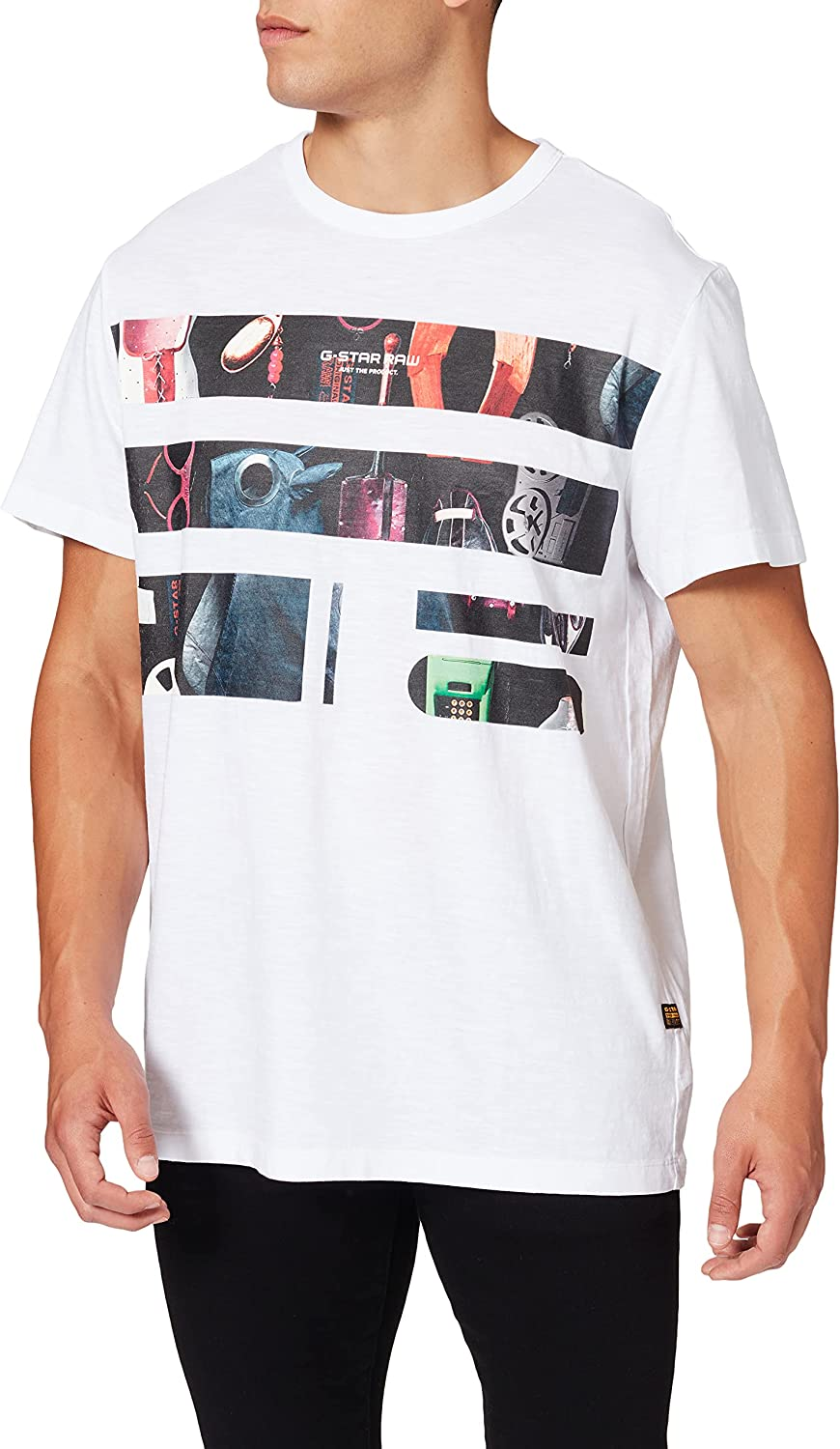 G-Star Raw Luxury Men's Photo Originals T-Shirt We OFFer at cheap prices