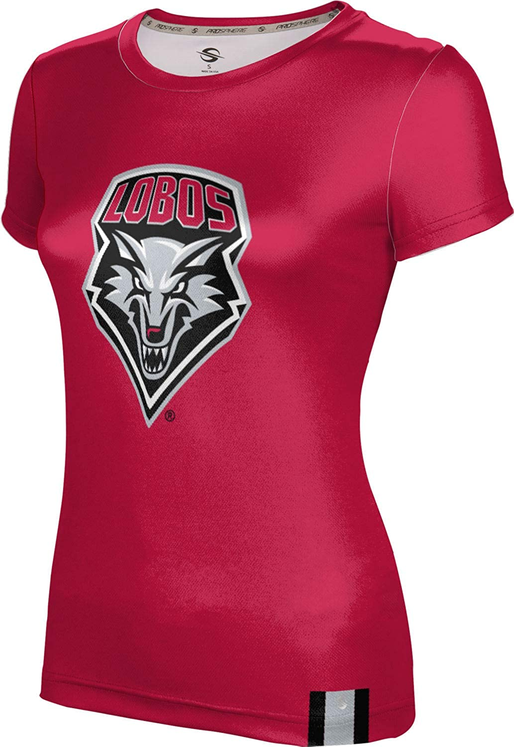 ProSphere University of New Mexico Girls' Performance T-Shirt (Solid)