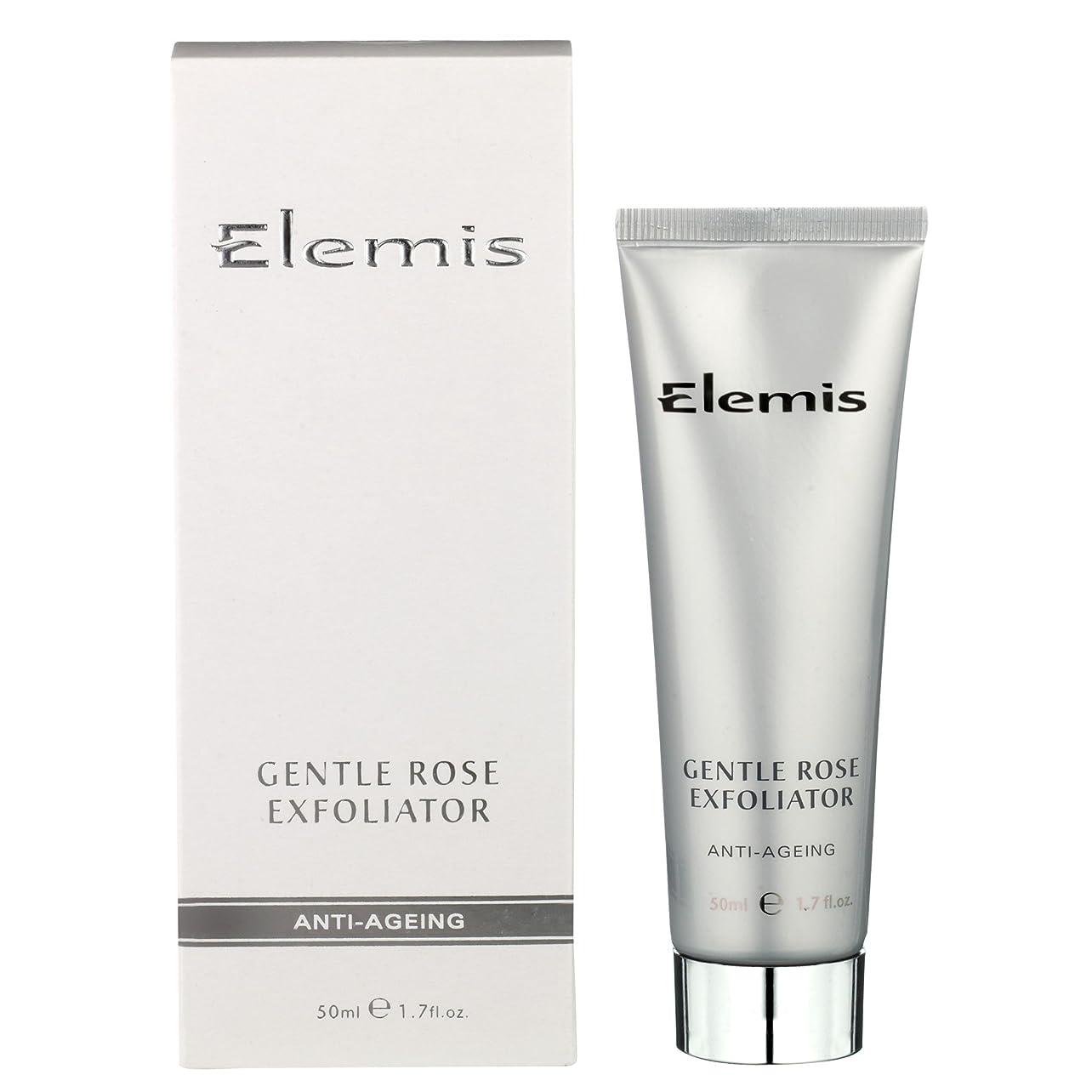 ジョリー慢性的見分けるエレミスは穏やかなエクスフォリエーターをバラ (Elemis) - Elemis Gentle Rose Exfoliator [並行輸入品]
