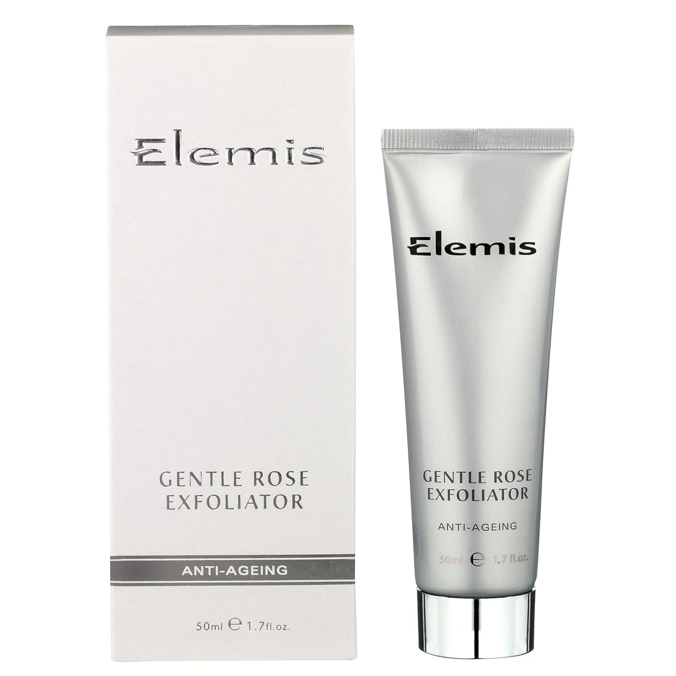 レッドデート敬な彼らエレミスは穏やかなエクスフォリエーターをバラ (Elemis) (x6) - Elemis Gentle Rose Exfoliator (Pack of 6) [並行輸入品]