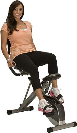 IronMan Exerpeutic 400x L Plegable Bicicleta reclinada