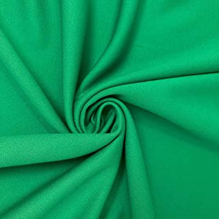Scuba Double Knit Fabric 100% Polyester 58/60