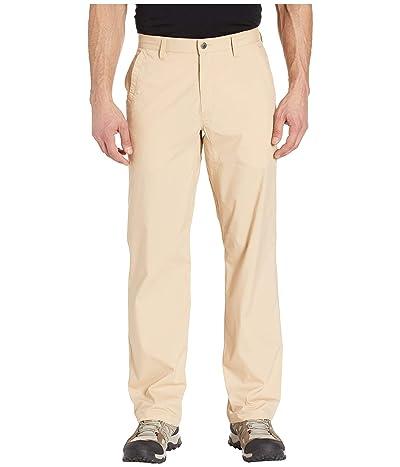 Mountain Khakis Stretch Poplin Pants Relaxed Fit (Khaki) Men