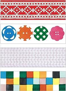 キングジム ちいさく持てるマスキングテープ KITTA(キッタ) ファブリック KIT010