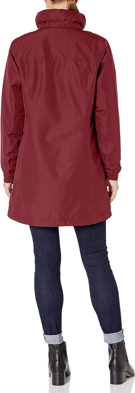 HH Helly Hansen Aden Insulated Coat women 62649 wild rose Damen Winterjacke