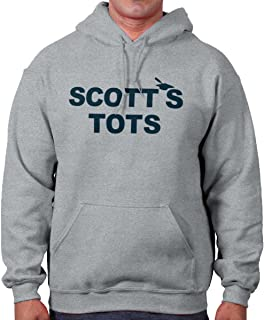 Brisco Brands Manager Tots Funny TV Show Comedy Gift Hoodie