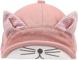 Baby Boys Mesh Sun Hat Infant Girls Baseball Cap Kids UV Protection Caps with Big Ears