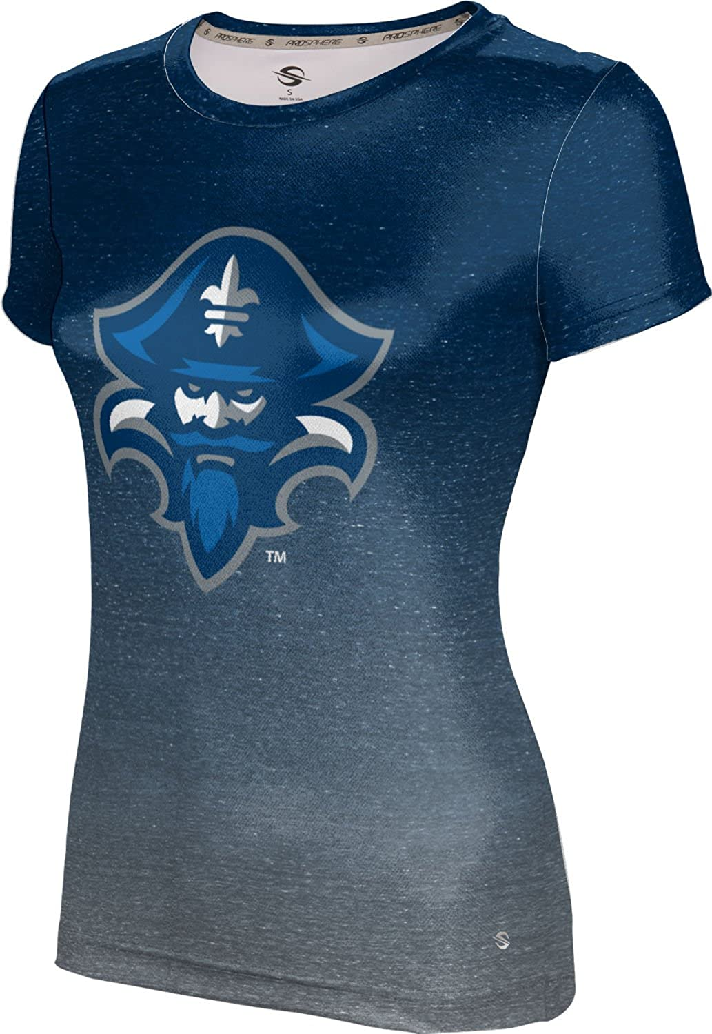 ProSphere University of New Orleans Girls' Performance T-Shirt (Ombre)