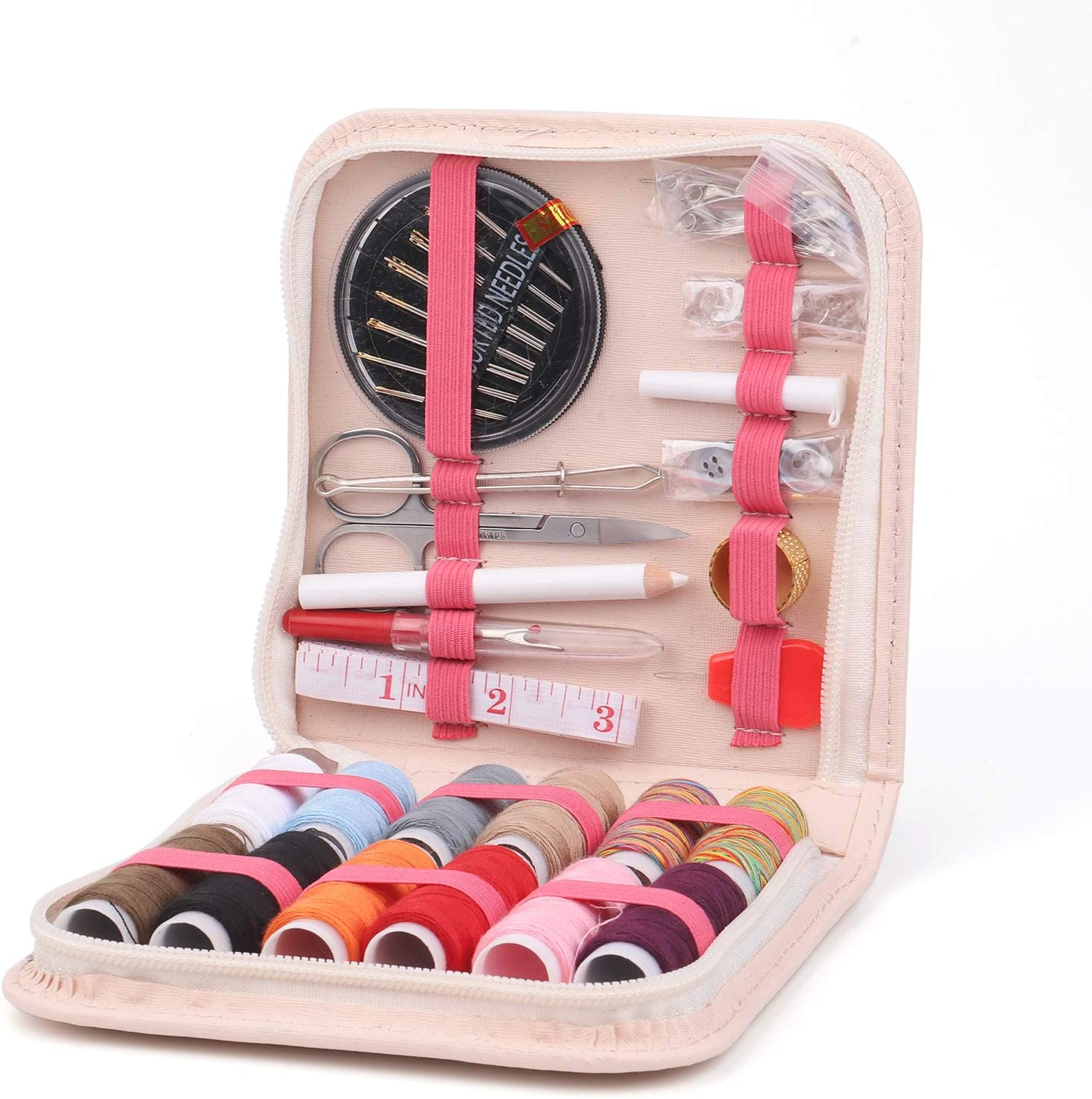 Indefinitely Mini Travel Sewing Kits for Adults Sewin Beginners DIY Women Max 76% OFF