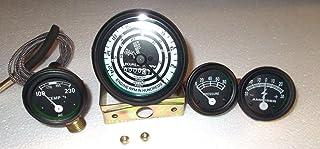 58-64 601 2000 C3NN17360N Gauge /& Instrument Kit Fits Ford New Holland Tractor Models 501 701 in Black Bezel