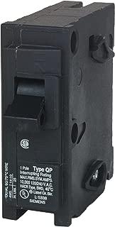 Siemens Q120 20 Amp Single Pole Circuit Breaker