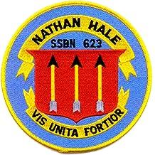SSBN-623 USS Nathan Hale Patch