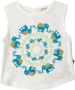 Samet Tank - Elephant Trail (Toddler/Little Kids/Big Kids)