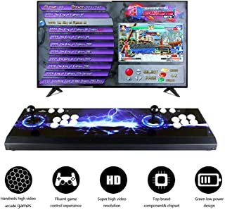 SupYaque Pandora Box Arcade Games Console 3D Pandoras 11S Box with Built in 3399 Games Retro Gaming Joystick Double Players,1280x720 Full HD,Supports HDMI VGA USB