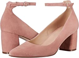Cameo Pink Suede