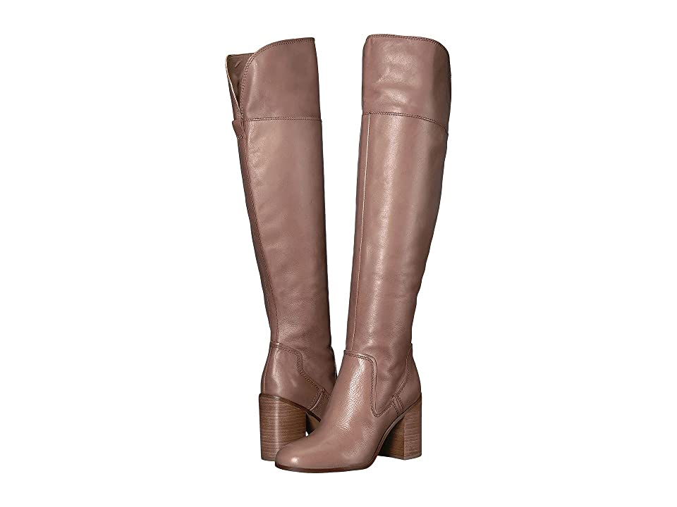 Franco Sarto Freda (Dover Taupe Bally Leather) Women