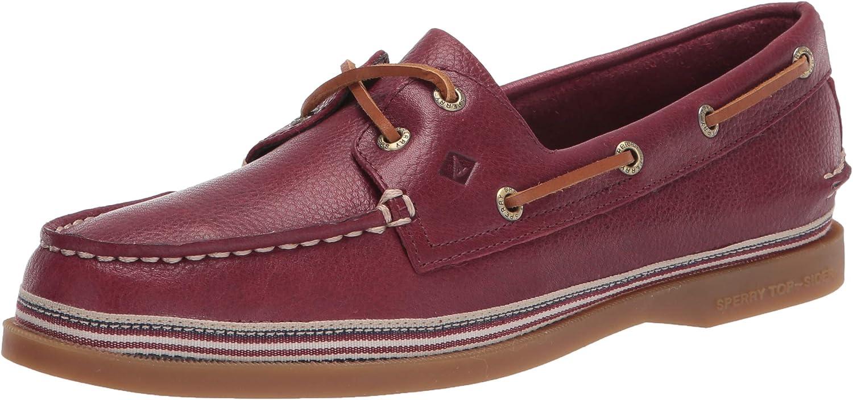 Sperry Womens 期間限定お試し価格 A O いよいよ人気ブランド Boat 2-Eye Shoe