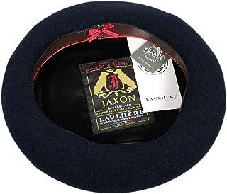 Jaxon Wool Basque Beret by Laulhere