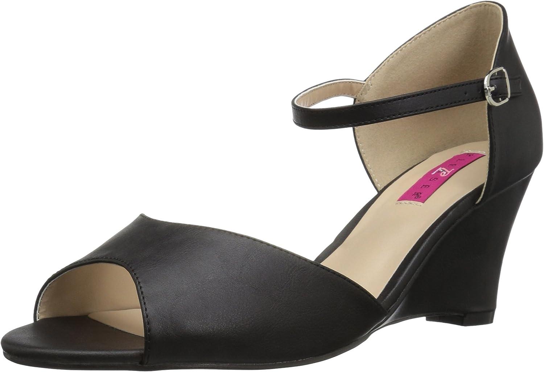 Pleaser Womens Kim05 Bpu Wedge Sandal