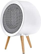 SZHWLKJ Calentador de Espacios, calefactores de Ambiente Energy Efficient Pequeño for el Dormitorio, calefactores PTC eléctrica de cerámica for Office y Home Autocaravana
