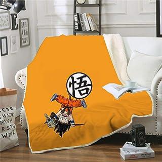 Amazon.es: dragon ball - Mantas y colchas / Ropa de cama y ...
